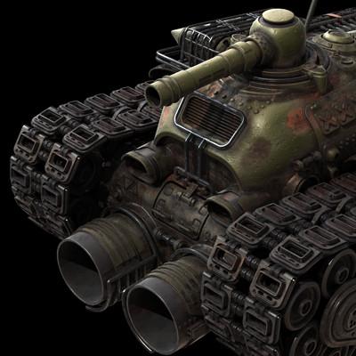 Antoni depowski tank antonidepowski 1c