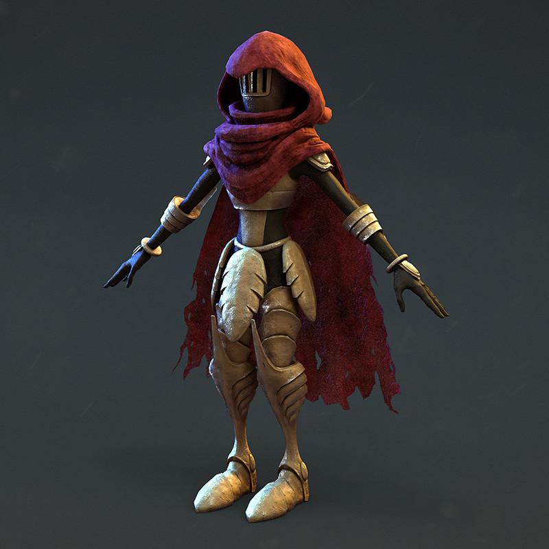 Specter Knight Model