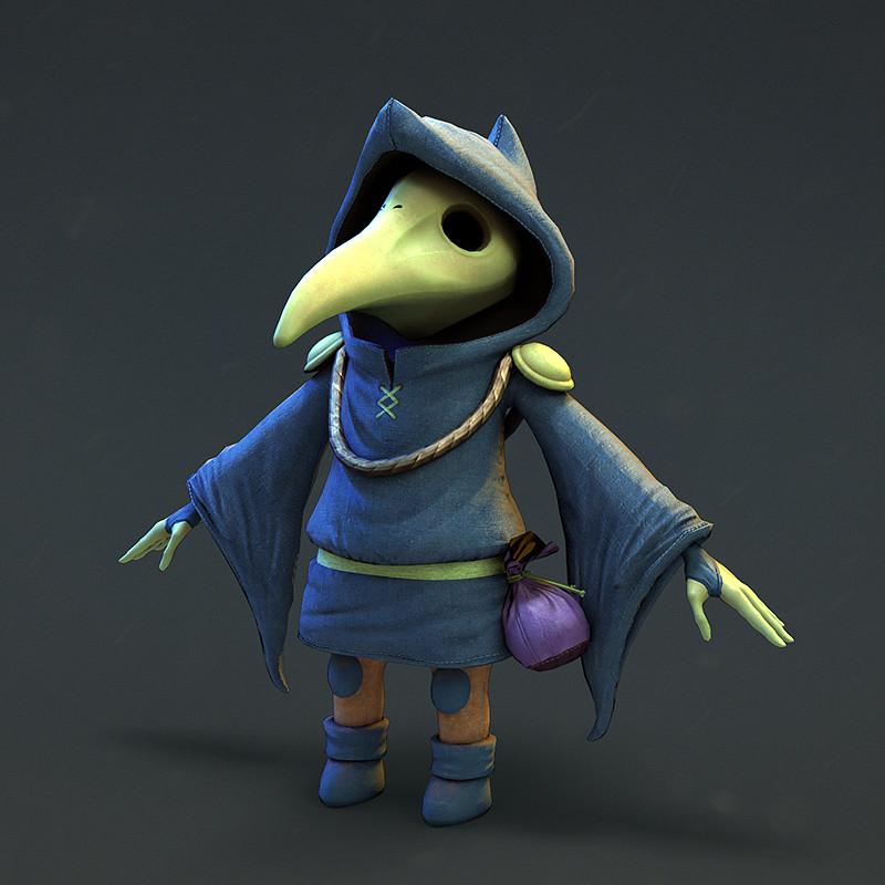 Plague Knight Model