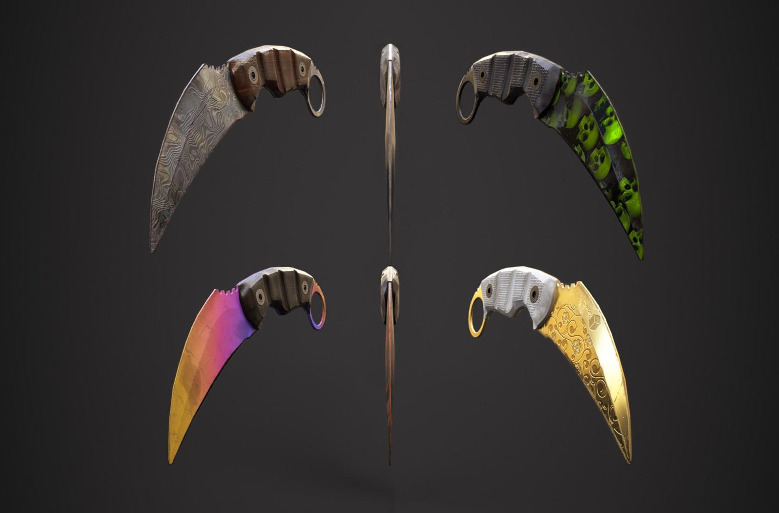 Karambit EOD Knife