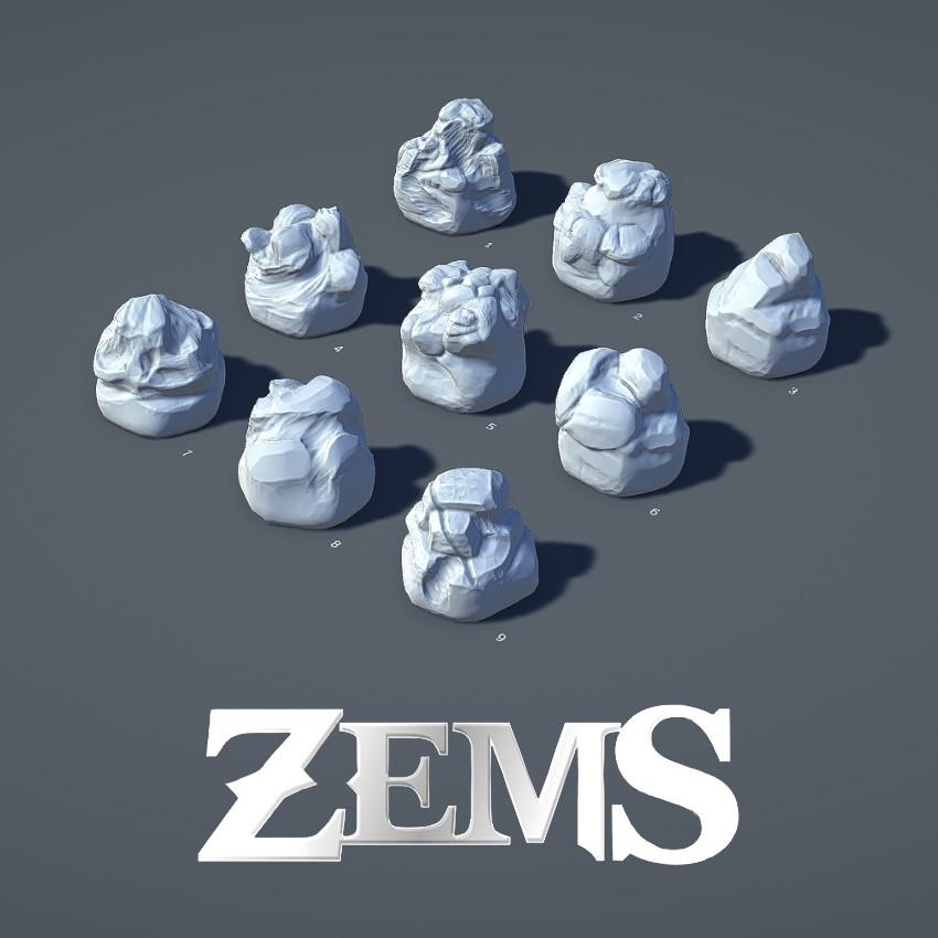 Zems - Rock Tile Concepts