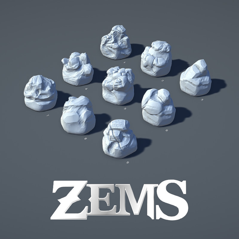Zems - Rock Tile Concepts