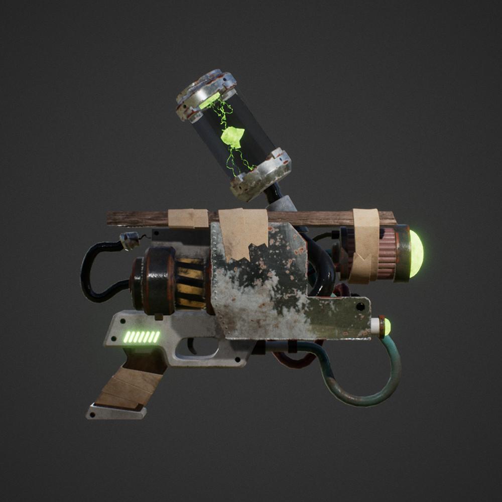 Portal Gun Prototype