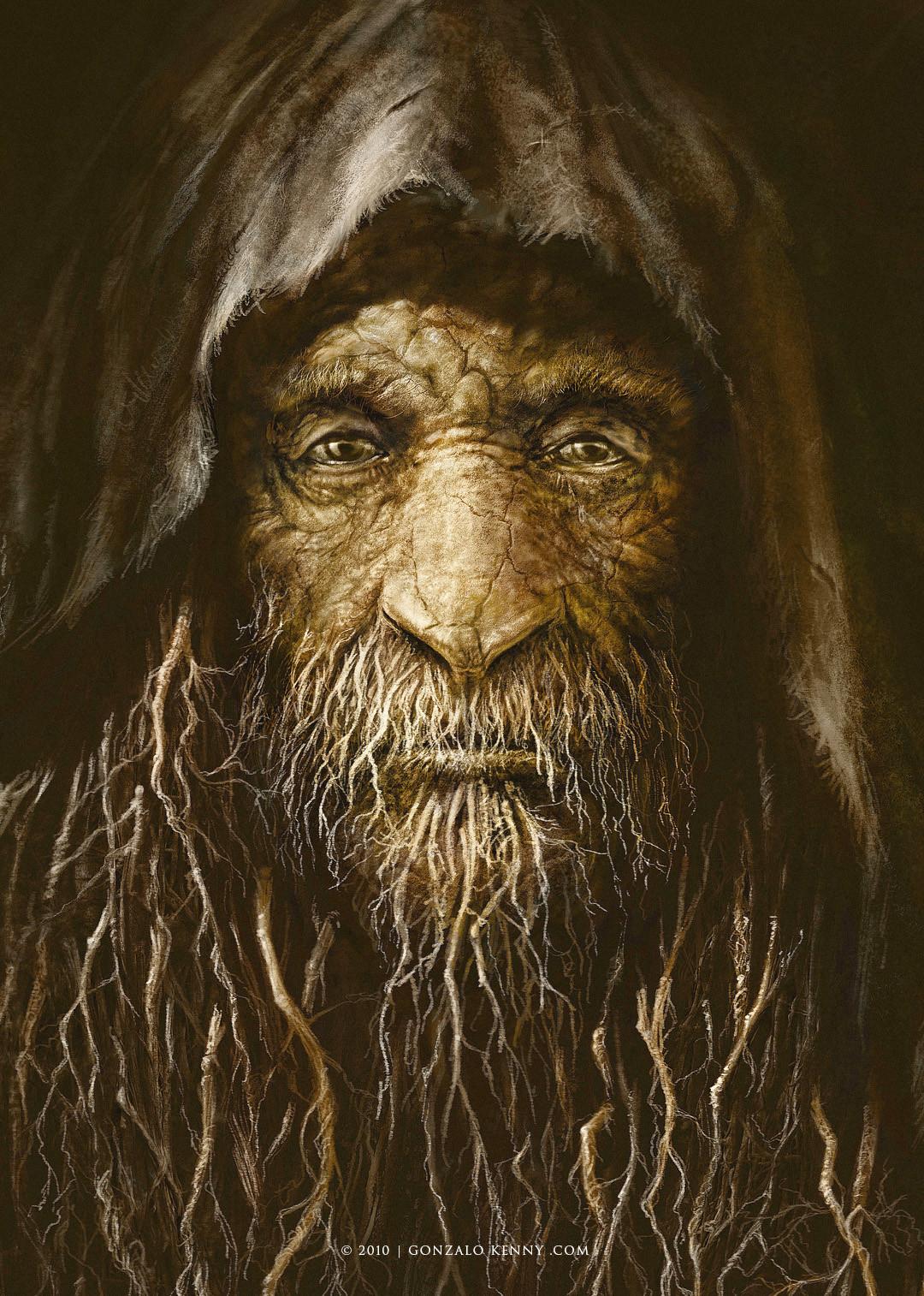 Kupuka, the witcher