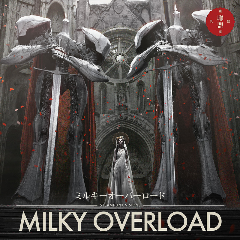 MILKY OVERLOAD ARTBOOK : The White Queen and Knights of Round