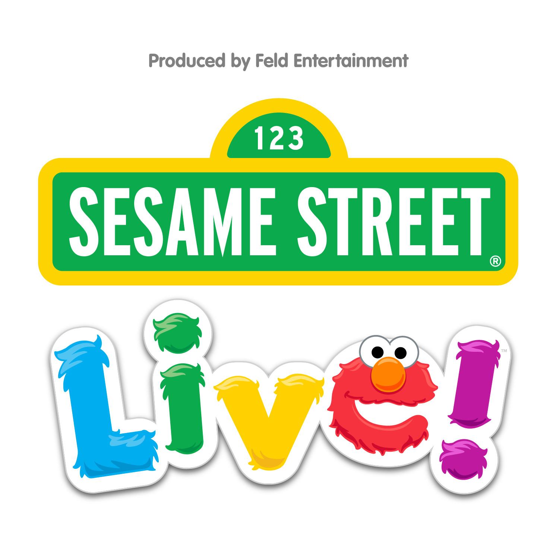 ArtStation - Sesame Street Live Logo Development, Jay Miller