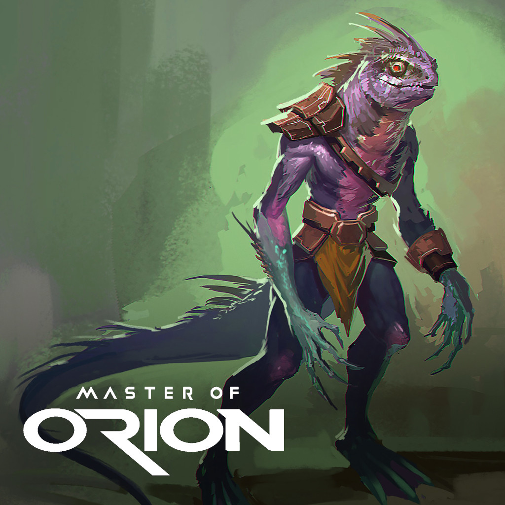 Master of Orion: Conquer the stars concept art