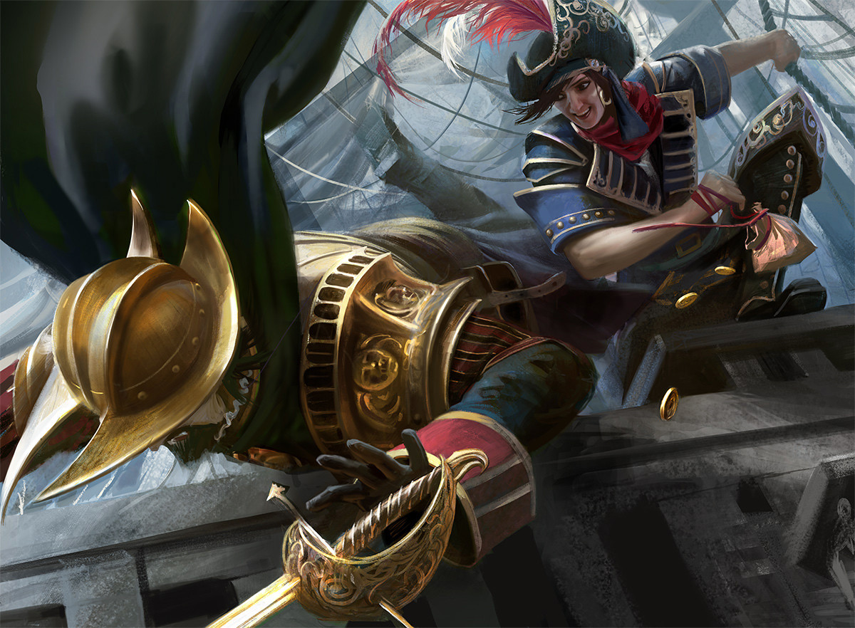 Rivals of Ixalan The Gathering Hornswoggle Magic