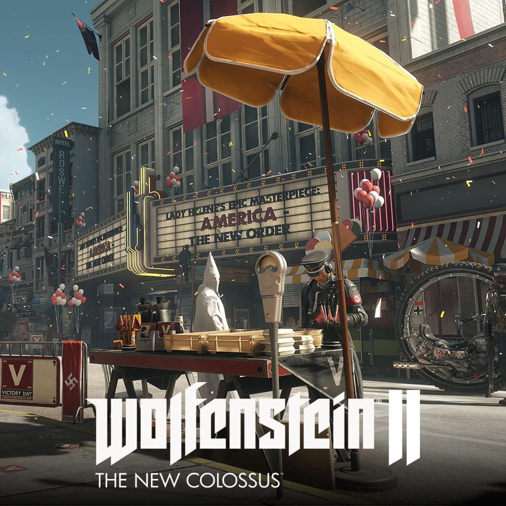 Wolfenstein 2: Roswell