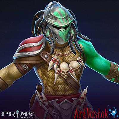 Artvostok studio predator tumbn