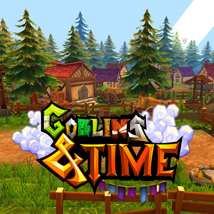 Goblin in Time - In-Game Environments