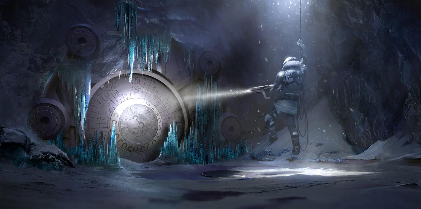 GhostHunter cave design