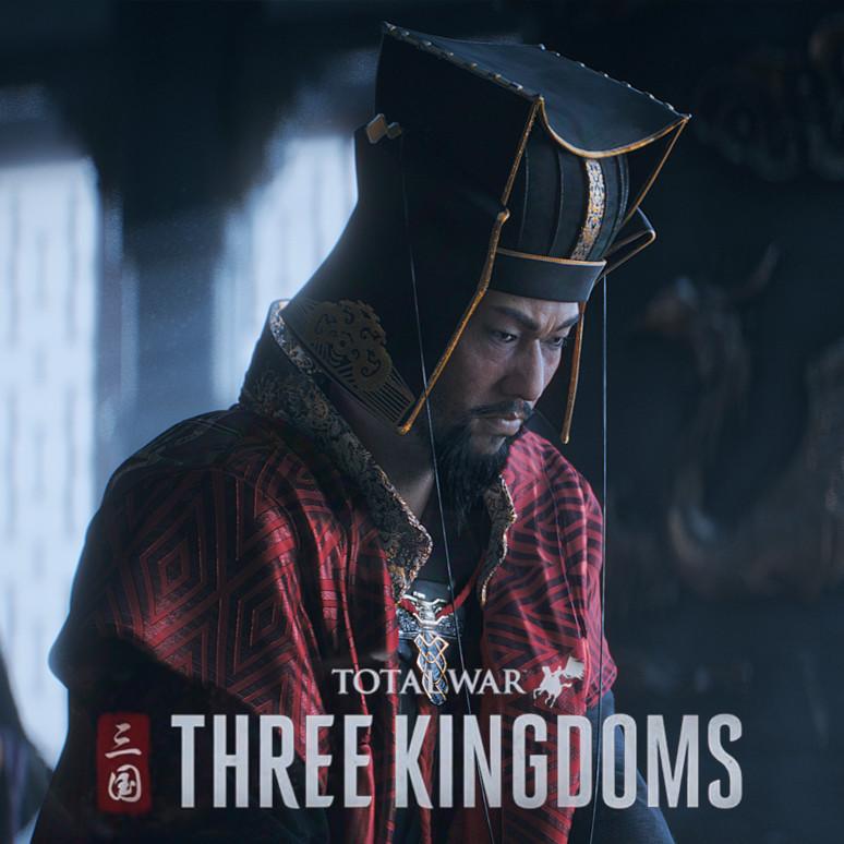 Total War : Three Kingdoms -  CaoCao Texture