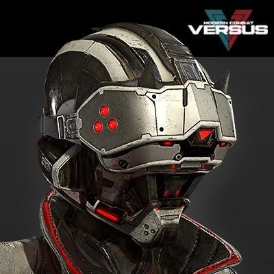 Revolv Gunner skin - Modern Combat Versus
