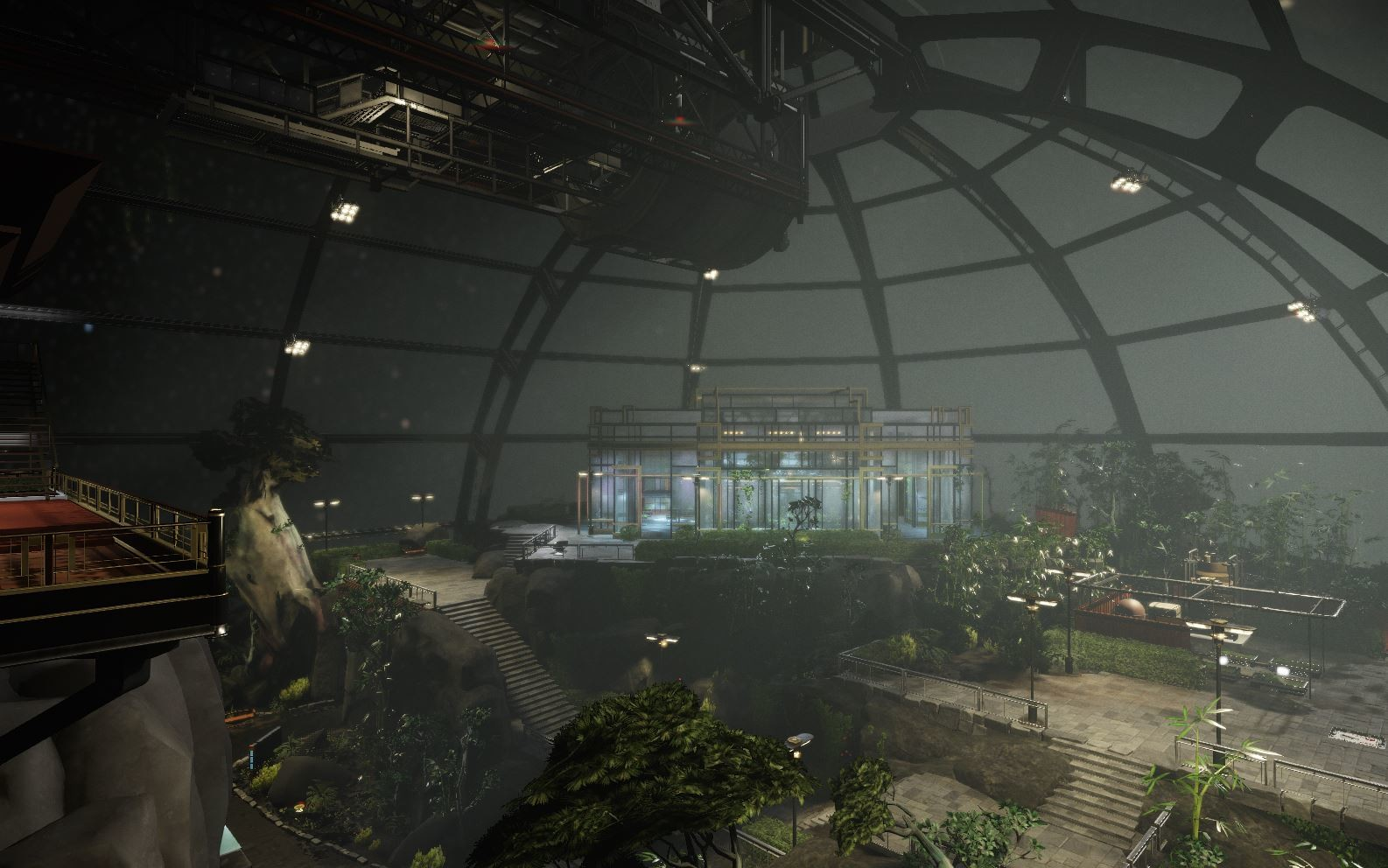 "Arkane Studios - Prey:  ""Early Days"" Environment/Architecture prepro art dump"