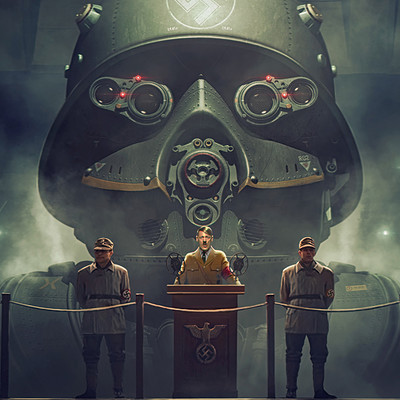 Vladimir manyukhin wolfenstein 2 the new colossus1