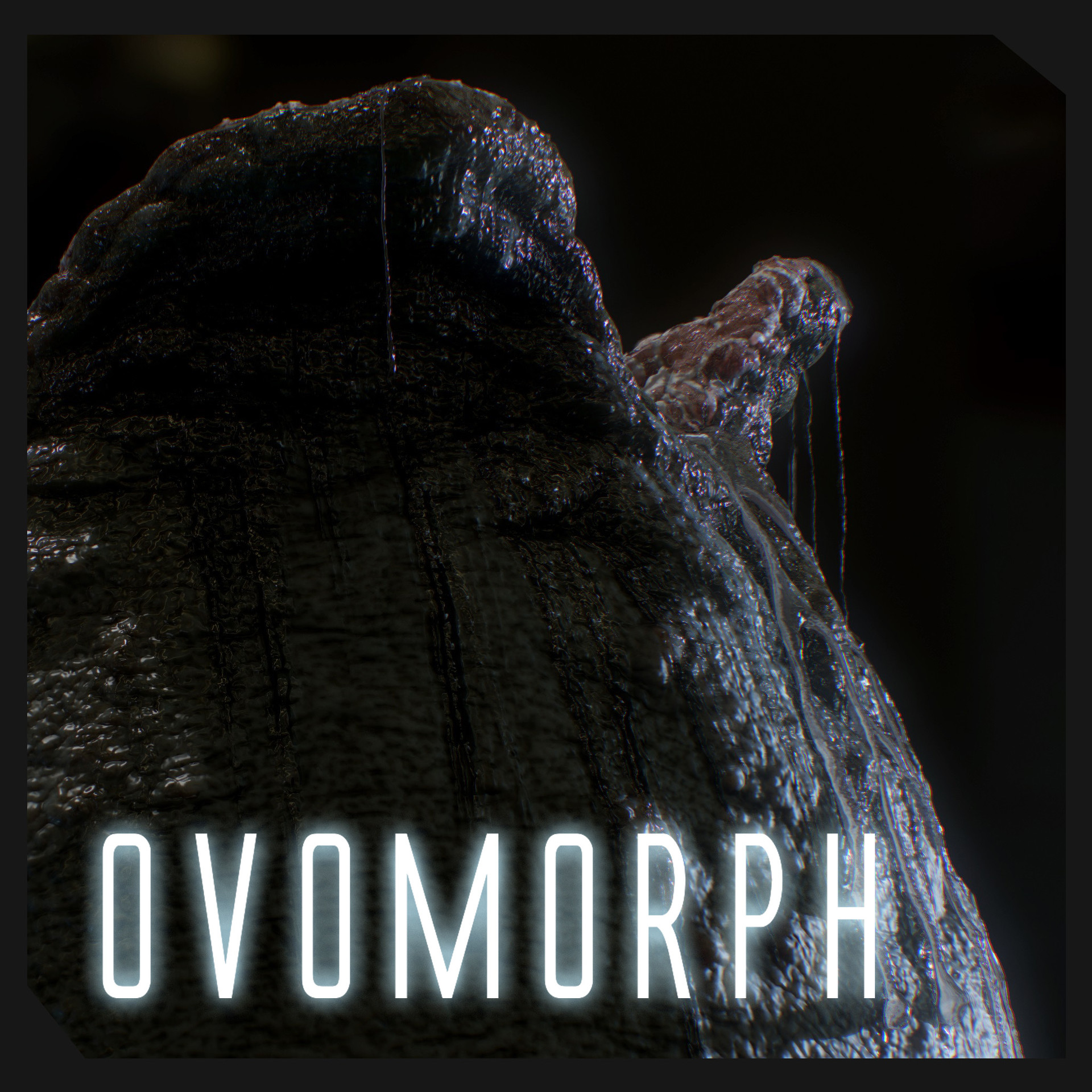 Alien Ovomorph by Sergio Mengual
