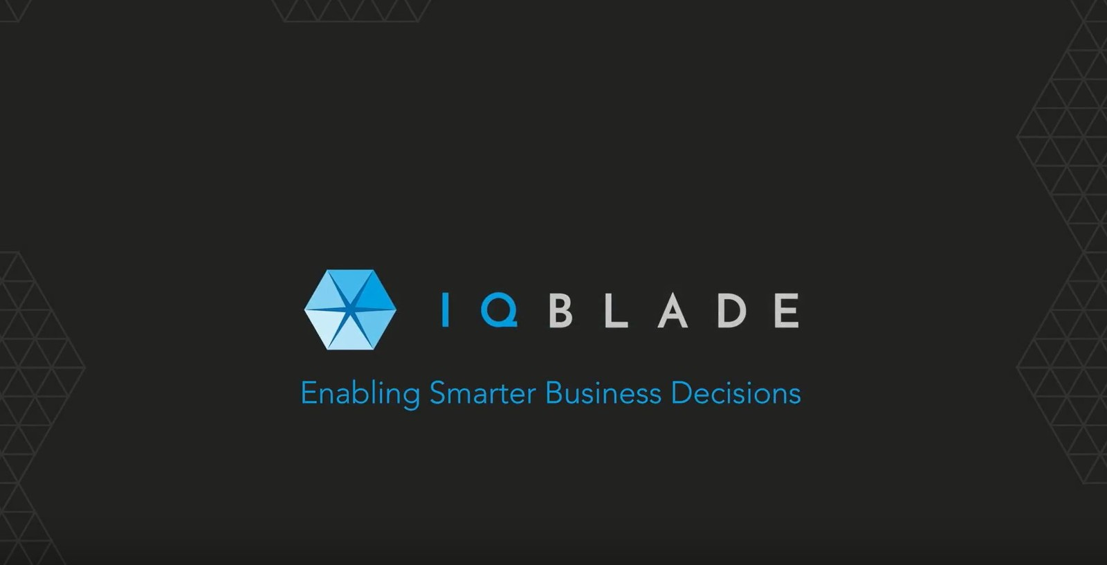 IQ BLADE - CHANNEL ANALYSIS AND PARTNER DISCOVERY