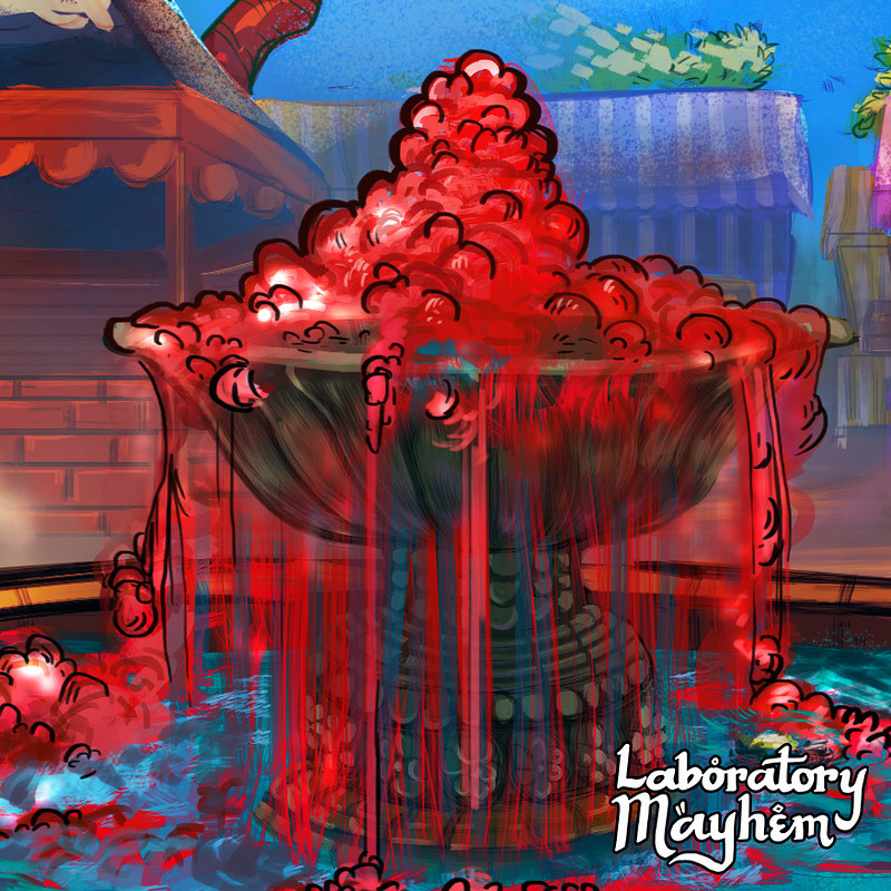 Corrupted Fountain