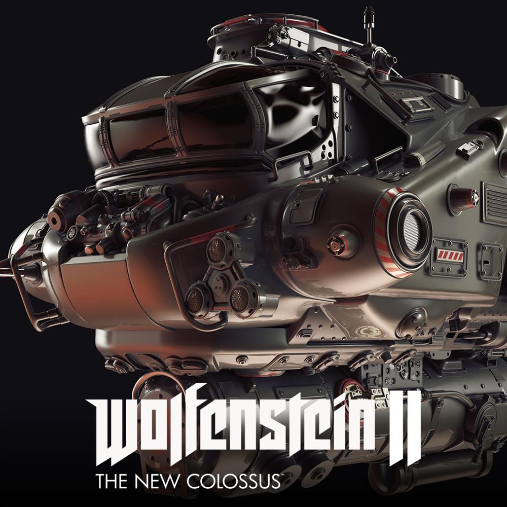 Wolfenstein 2 : SilverFish Exterior