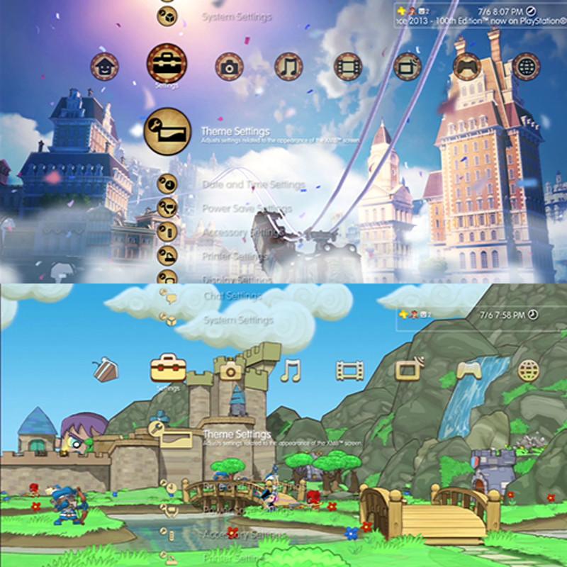 Hoa X  Nguyen - PlayStation Themes
