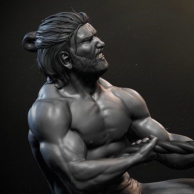 Anatomy fun sculpt