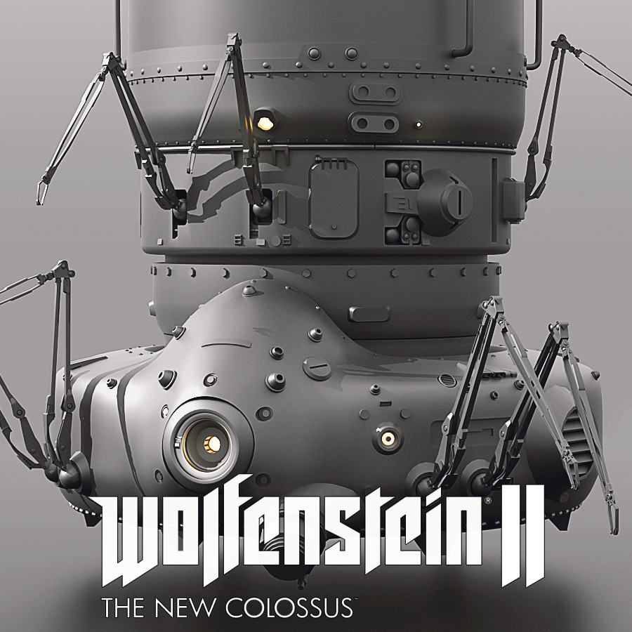 Wolfenstein 2 - Post Bot
