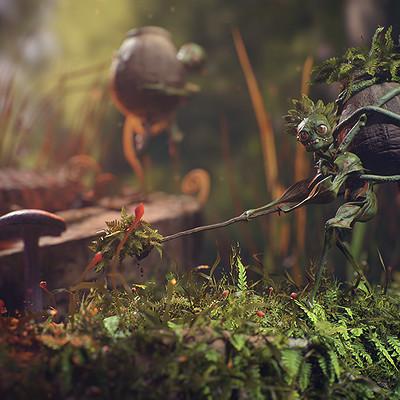 Pablo munoz gomez pablo munoz gomez the moss collectors