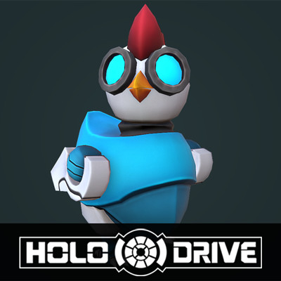 Daniel andrade holodrive cocobot thumbnail