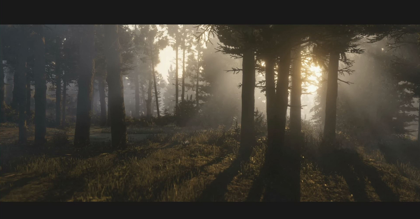 Red Dead Redemption 2 Lighting
