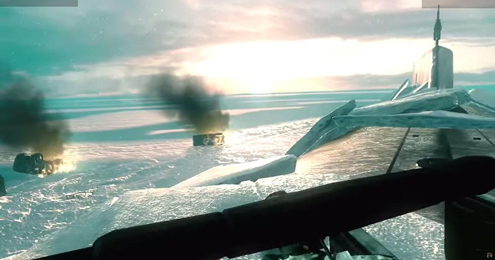 Call of Duty: Ghosts Clockwork Lighting