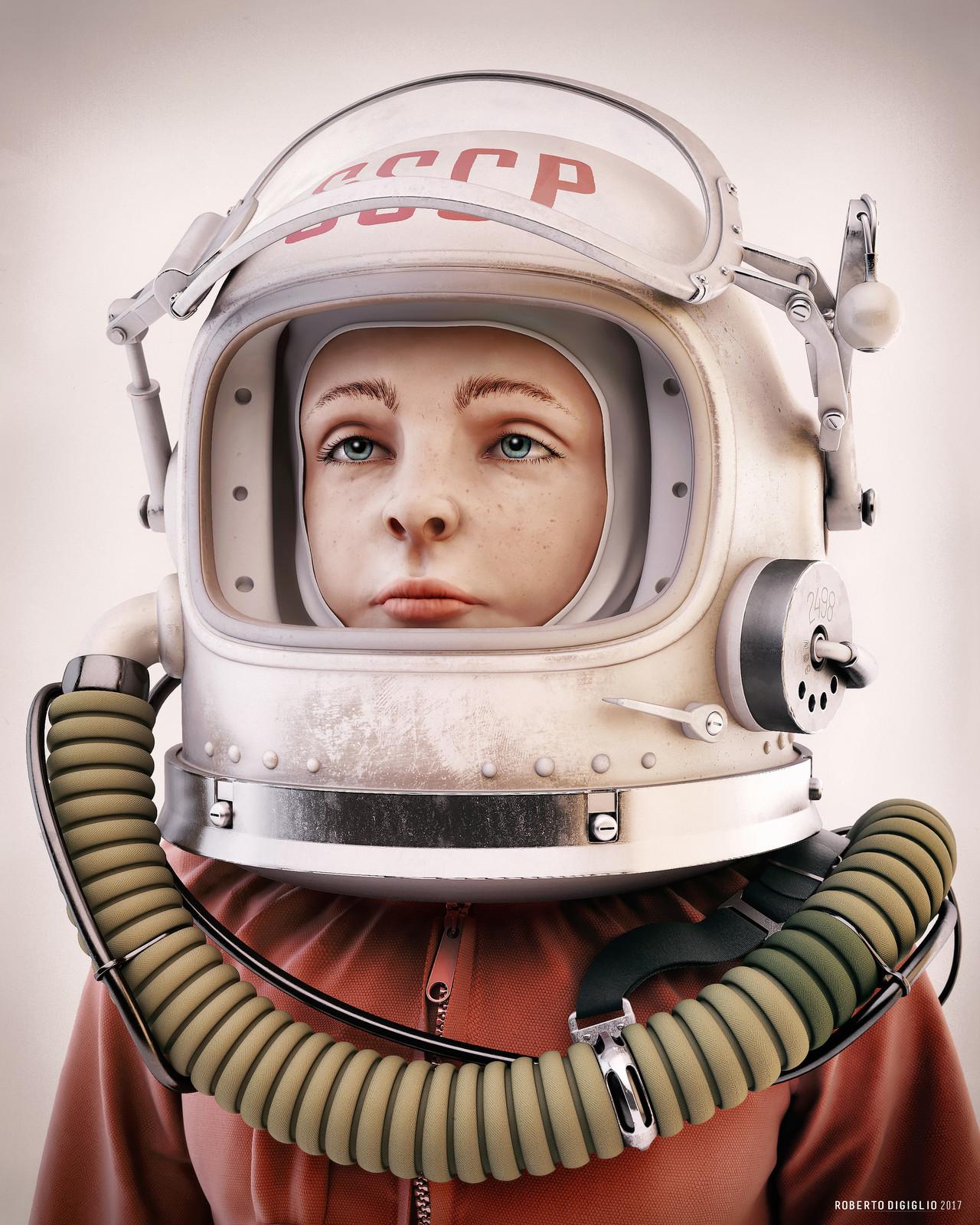 The Little Cosmonaut