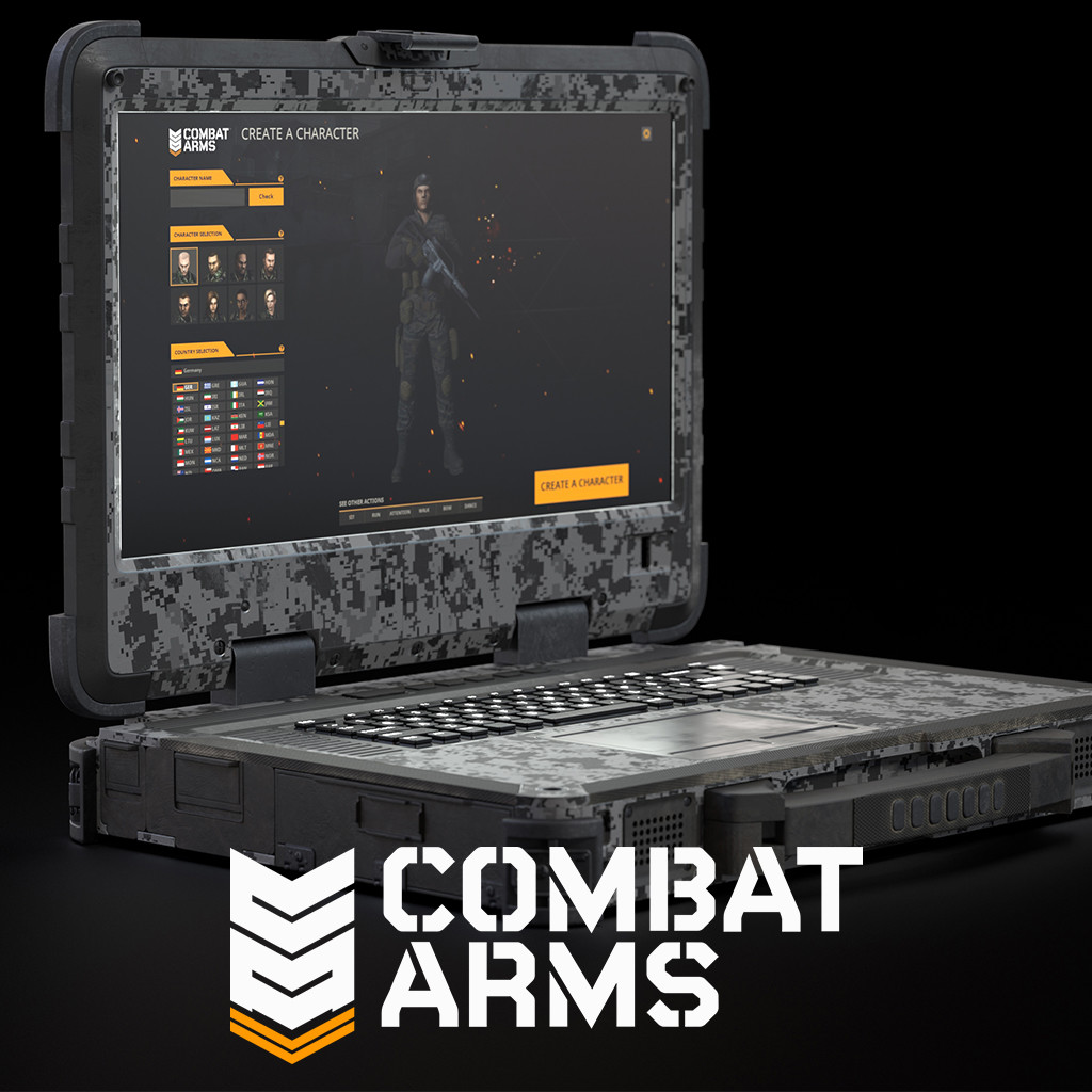 Combat Arms Reloaded Asset