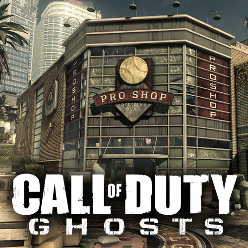 Call of Duty: Ghosts - MP Strikezone