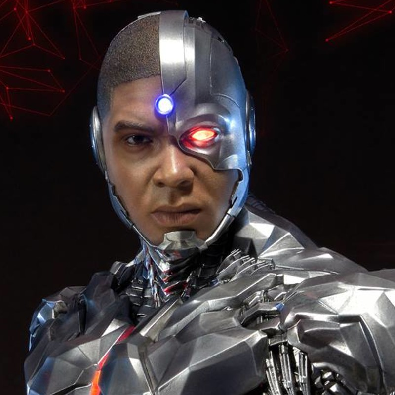 Cyborg - Justice League - Prime 1