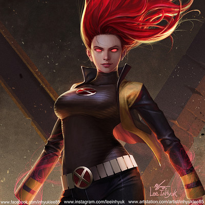 Inhyuk lee phoenix resurrection 5
