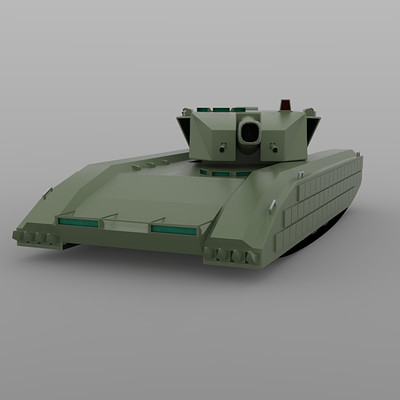 Luis valle scifi tank test 21