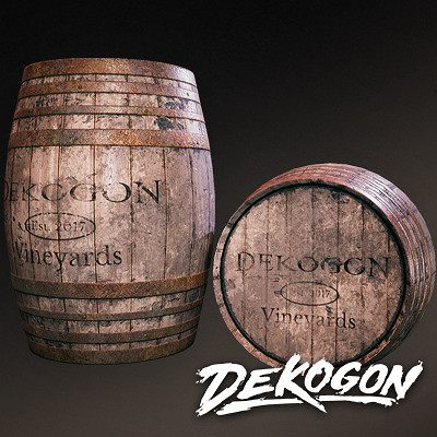 Dekogon- Barrel