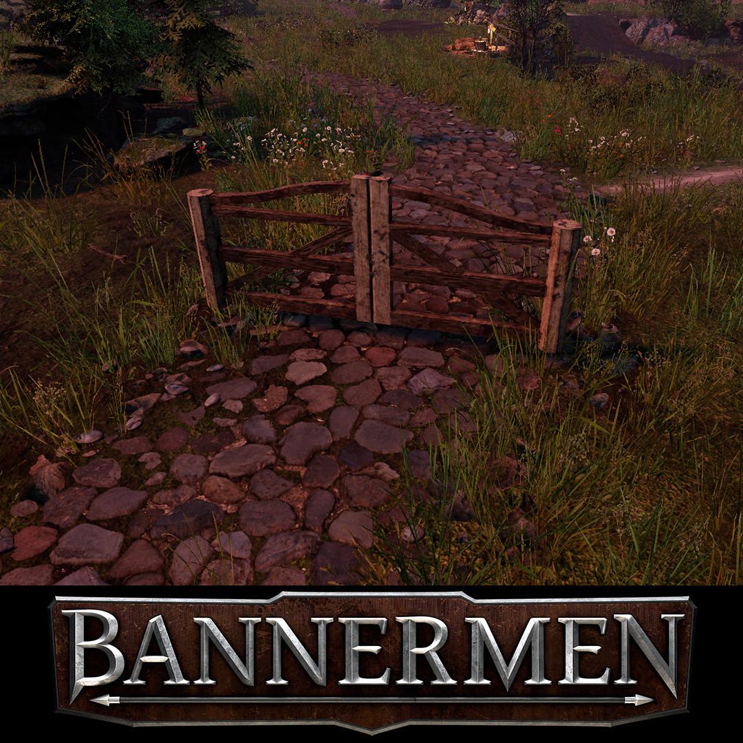 Bannermen // Wooden Gate