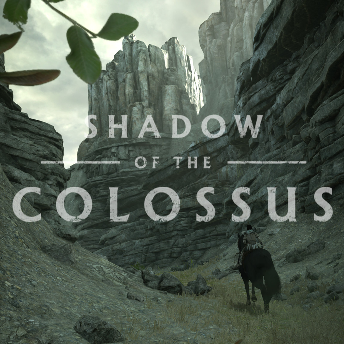 Shadow of The Colossus: Environment Art