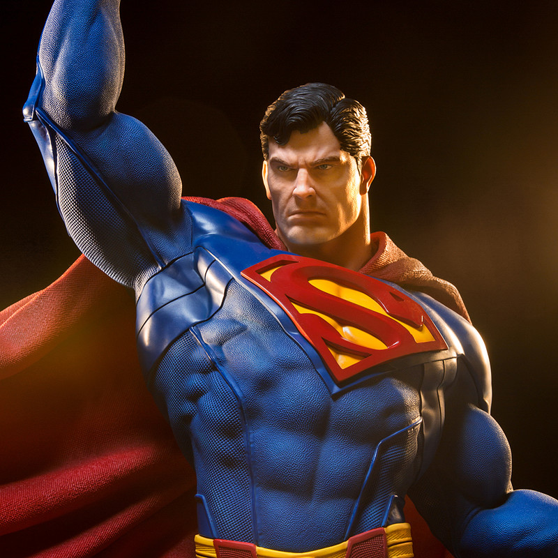 Superman - Prime Scale 1/3 - Iron Studios