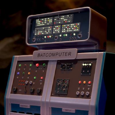 1966 Batcomputer
