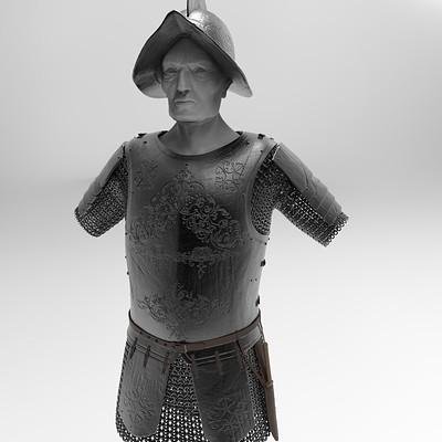 Valkan pavlov armor