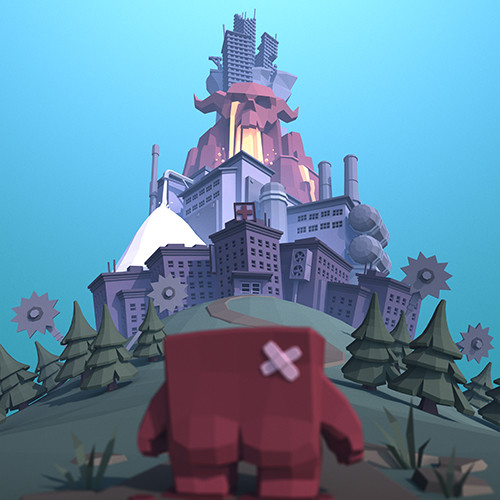 Super Meat World 3D