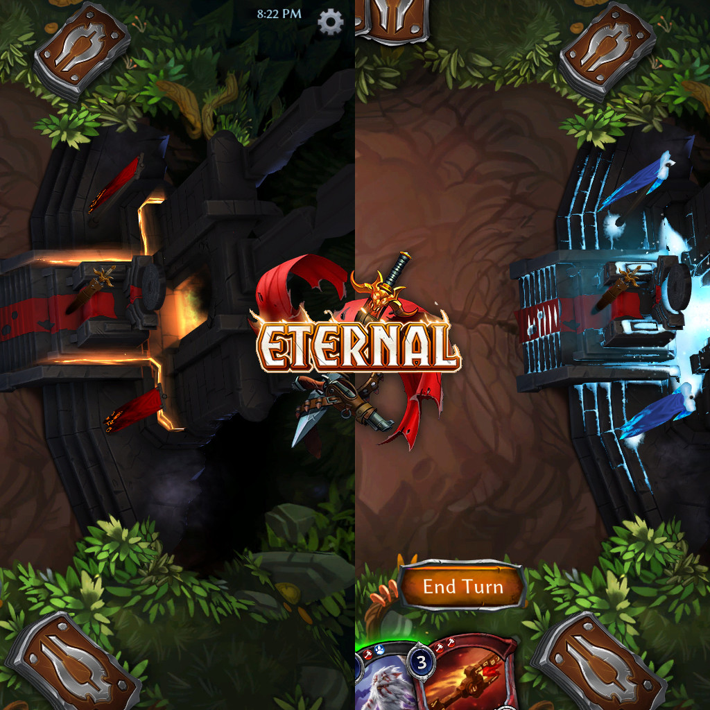 Eternal Card Game Totems (Screenshots)