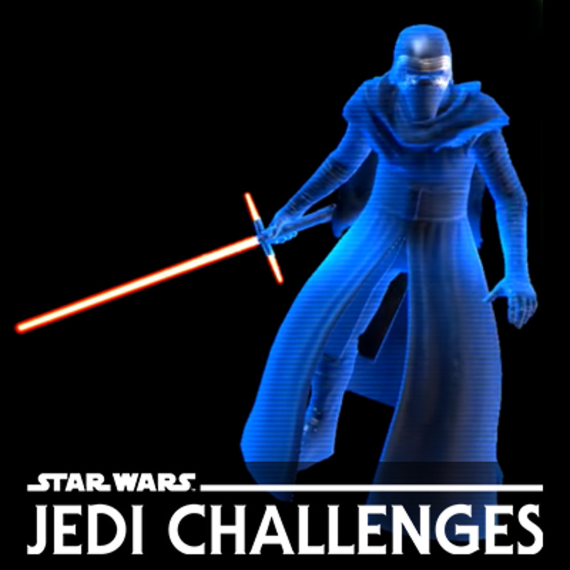 Star Wars: Jedi Challenges - Kylo Ren