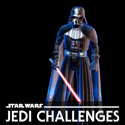 Star Wars: Jedi Challenges - Darth Vader