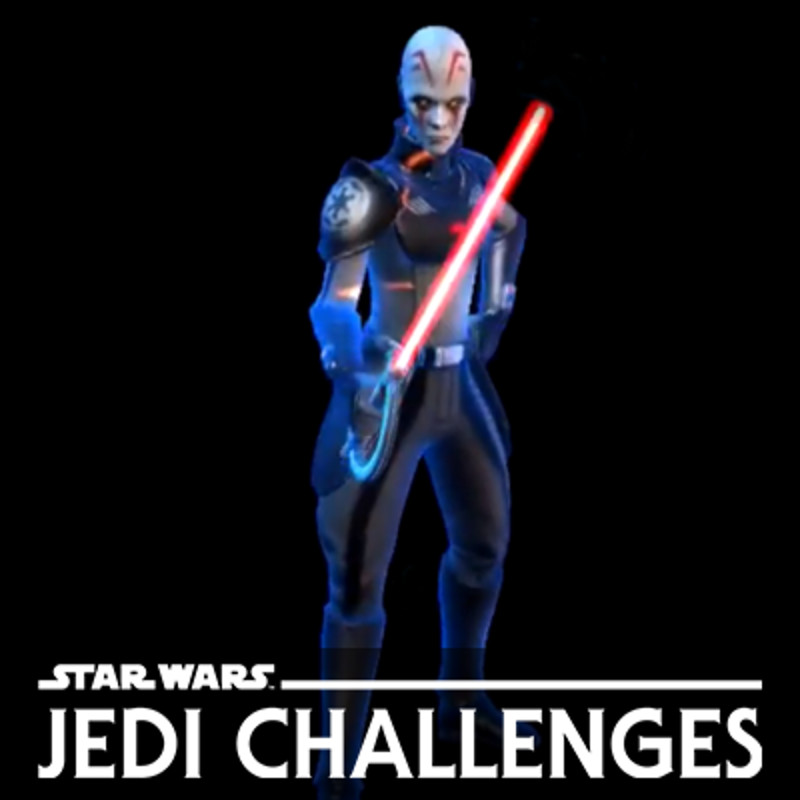 Star Wars: Jedi Challenges - Grand Inquisitor
