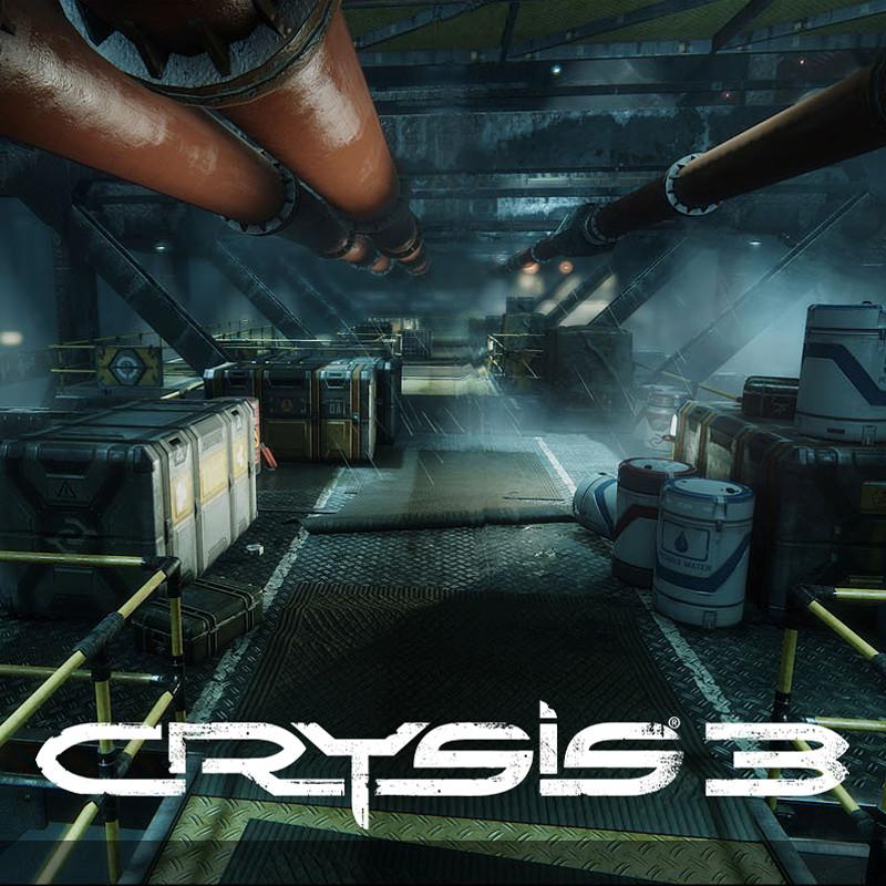 Crysis 3 - Post Human - Environment Art