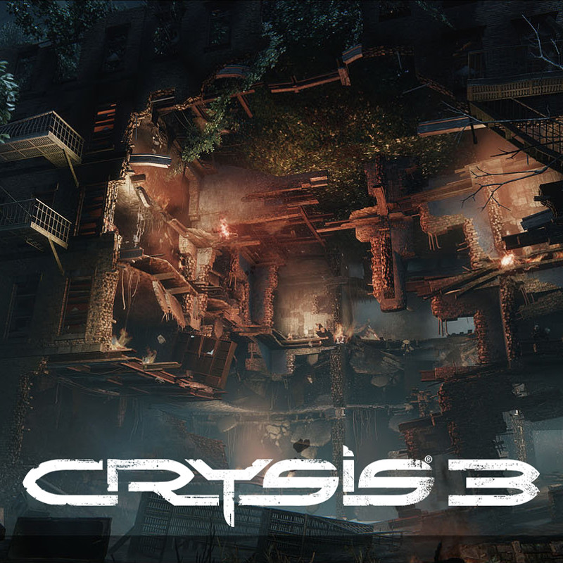 Crysis 3 - Safeties Off - Environment Art